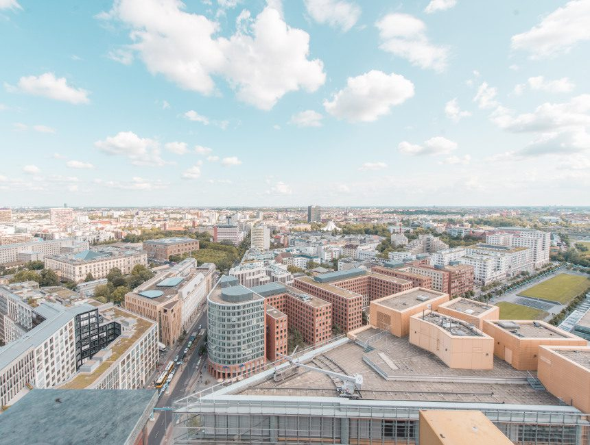 Panoramapunkt top Sehenswürdigkeiten Berlin