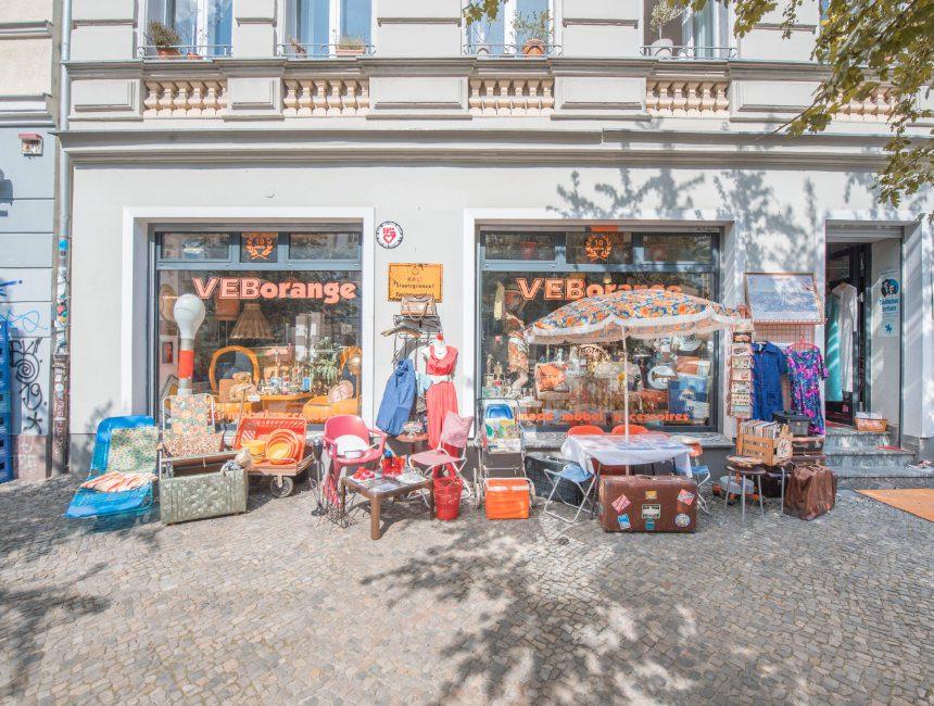 VEB-Orange Berlin Geheimtipps