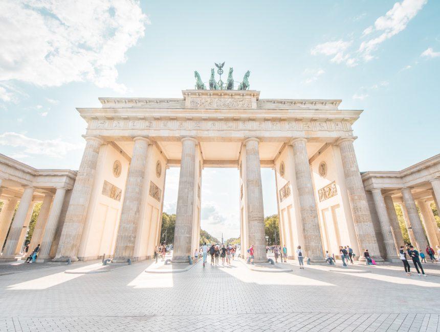 brandenburger tor sehenswuerdigkeiten Berlin