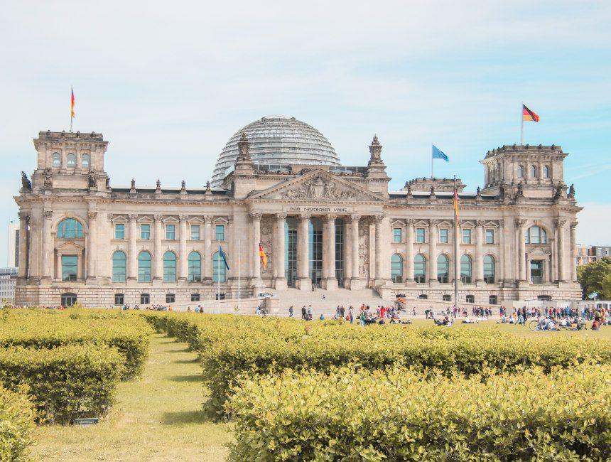 reichstag besuchen Top Attraktionen Berlin