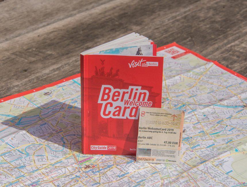 sehenswertes Berlin Card