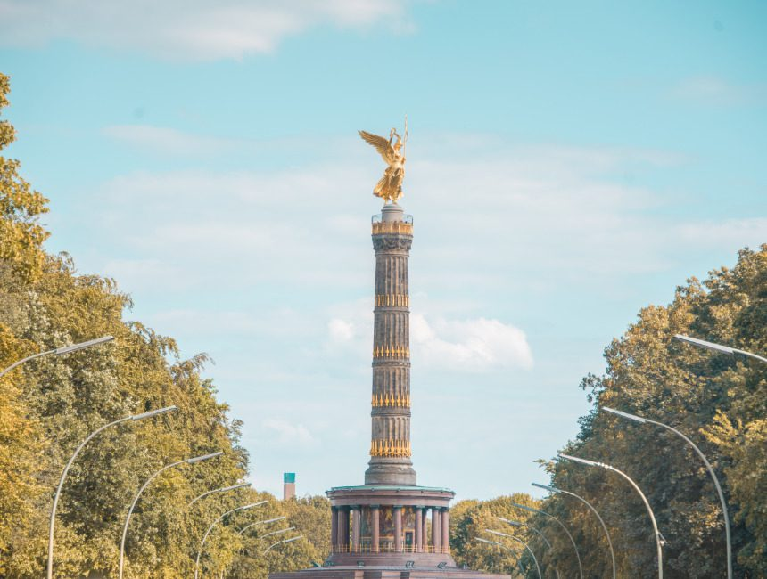 siegessaule berlin sehenswertes