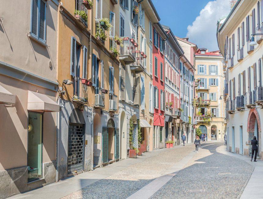 Brera Viertel Milano