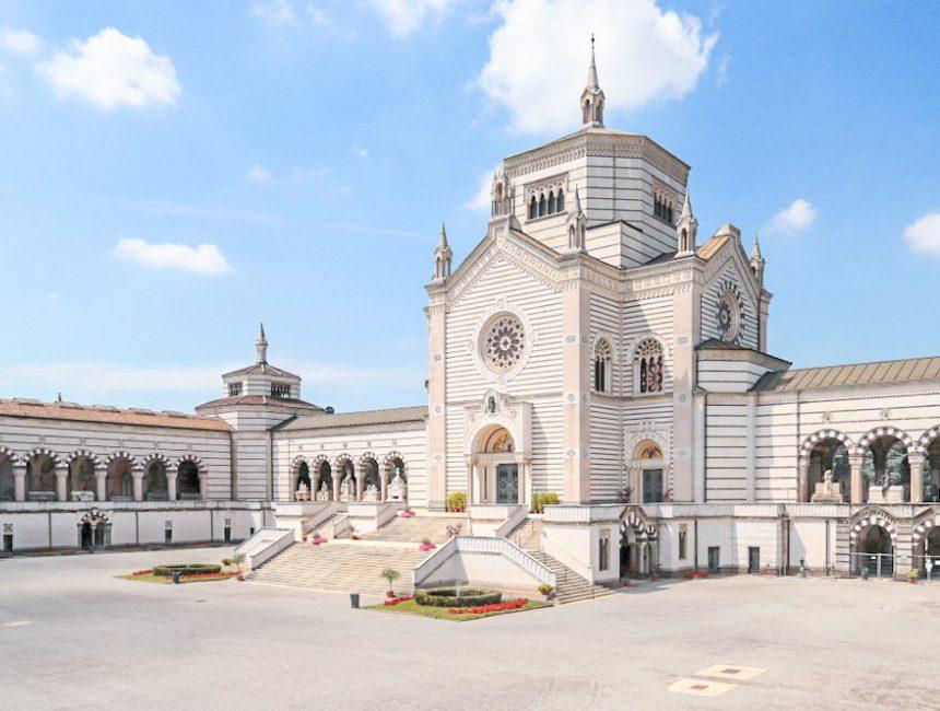 Cimitero Monumentale Mailand