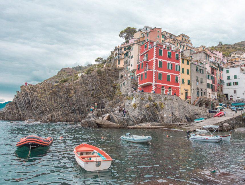 Cinque Terre sehenswuerdigkeiten Mailand Ausflug