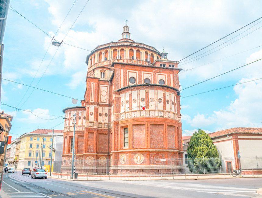 Santa Maria delle Grazie Mailand Sehenswürdigkeiten