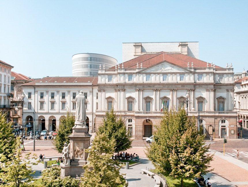 Teatro alla Scala Milano sehenswuerdigkeiten