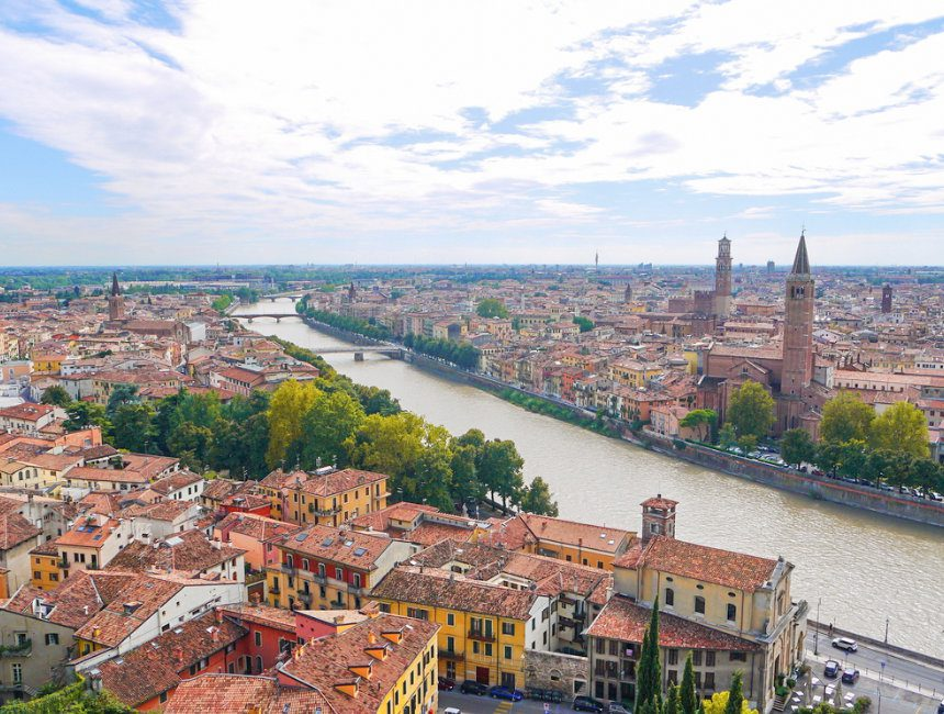 Verona tageausflug Milano