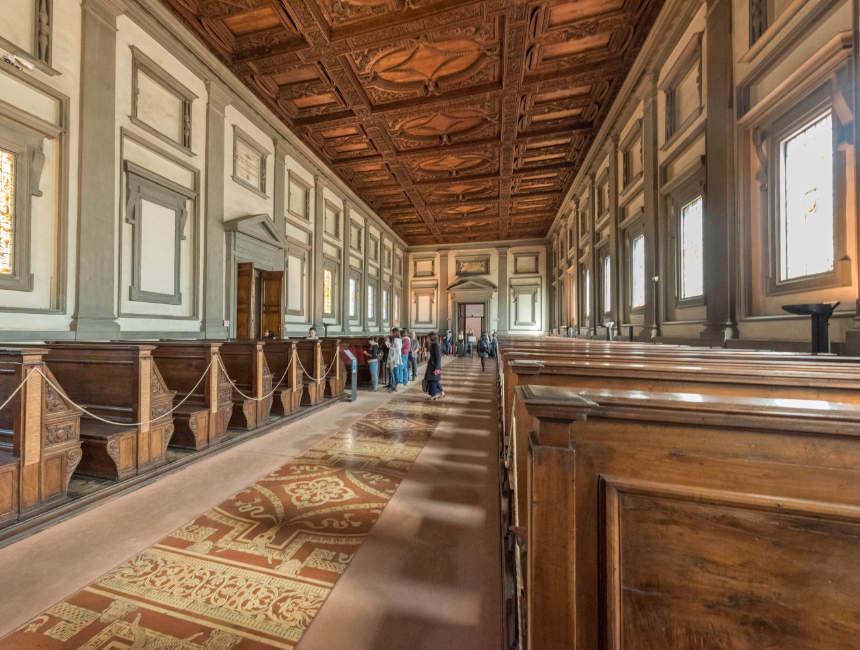 Basilica di San Lorenzo Biblioteca Medicea Laurenziana