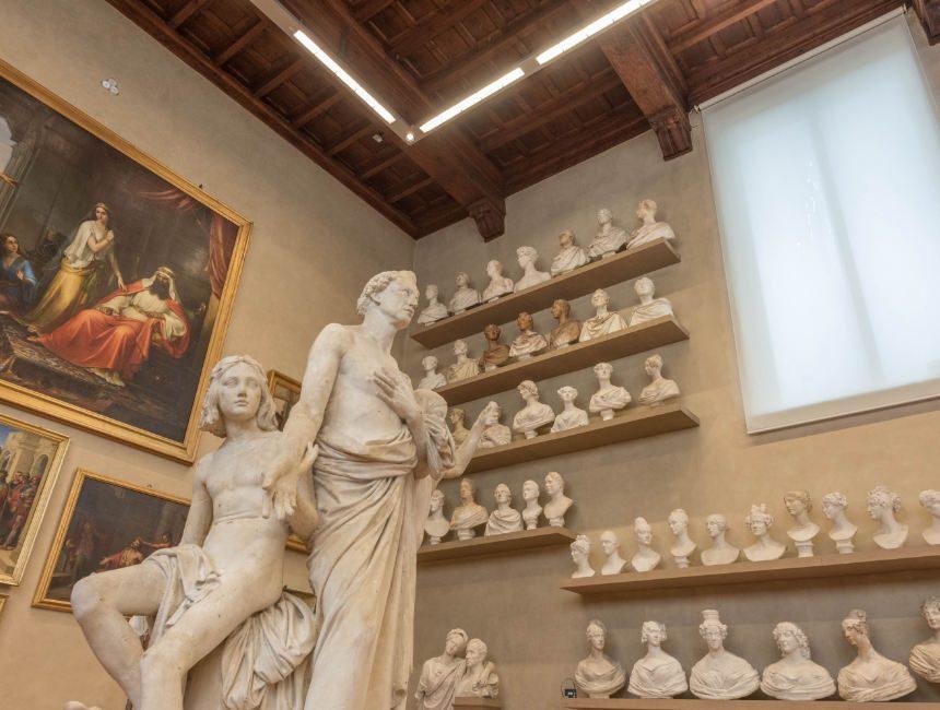Galleria del Accademia Attraktionen Florenz