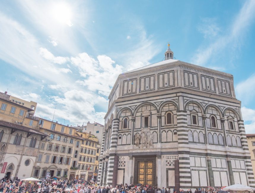 baptisterium sehenswertes Florenz
