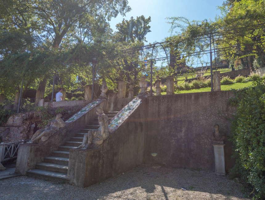 bardini Garten Florenz Attraktionen