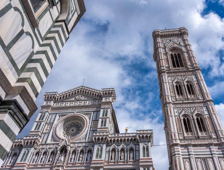 campanile di giotto sehenswürdigkeiten Florenz