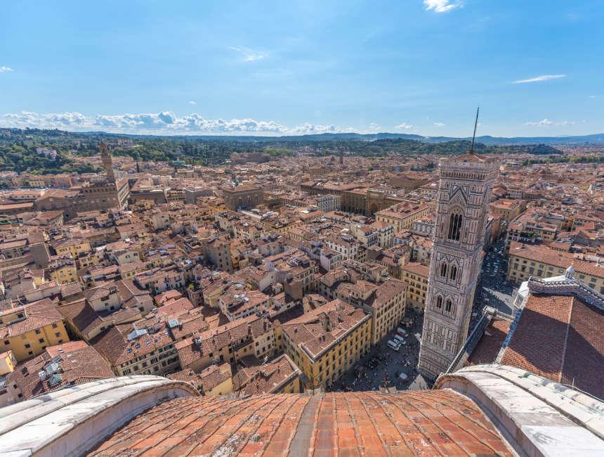 duomo brunelleschi Florenz sightseeing