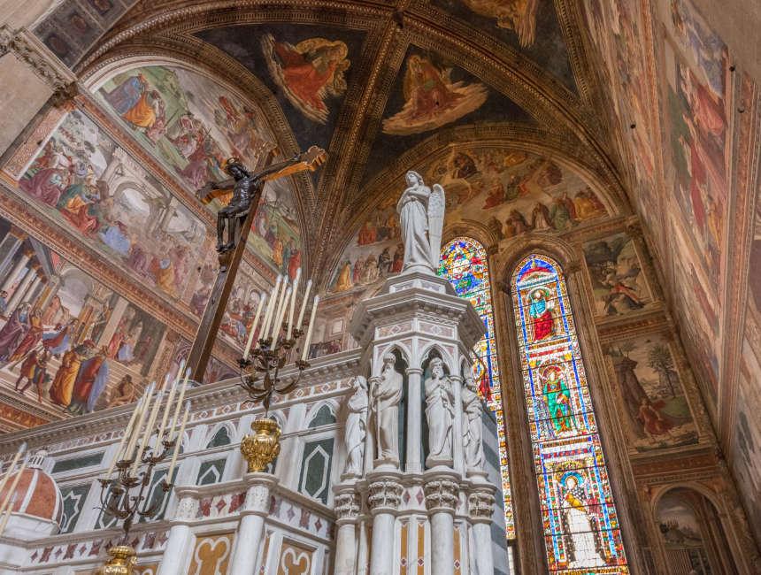 florenz kirche Santa Maria Novella