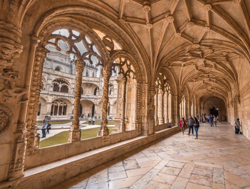 Hieronymitenkloster lissabon Highlights