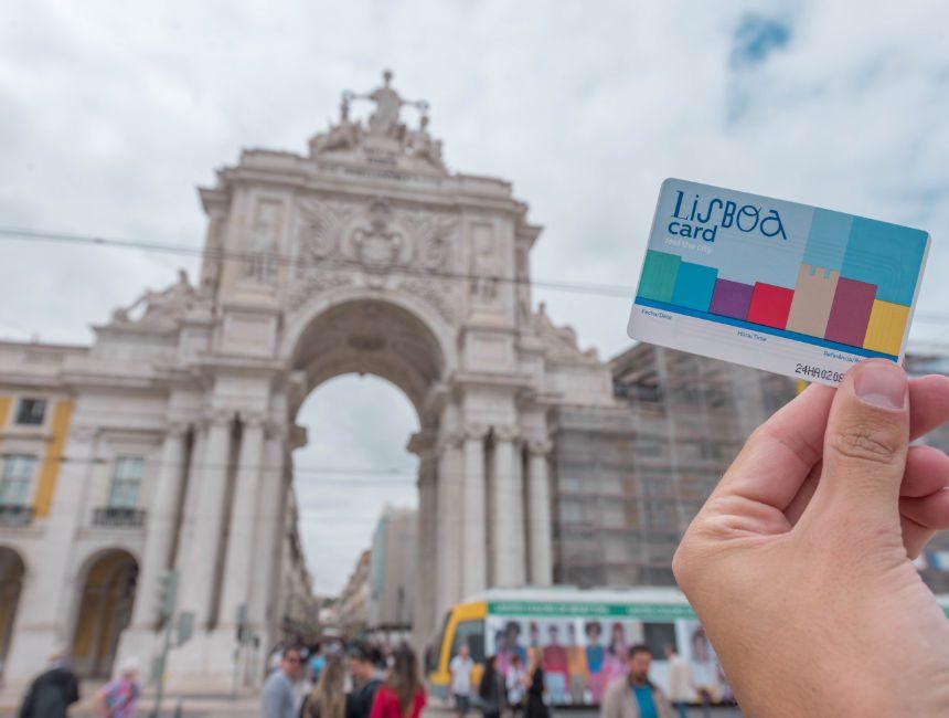Lisbon Card Lisboa