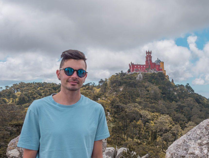 Palast von pena checkoutsam portugal sintra