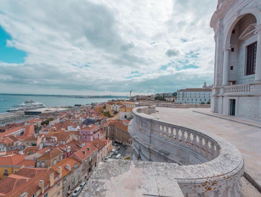 Pantheon von Lissabon Sehenswürdigkeiten