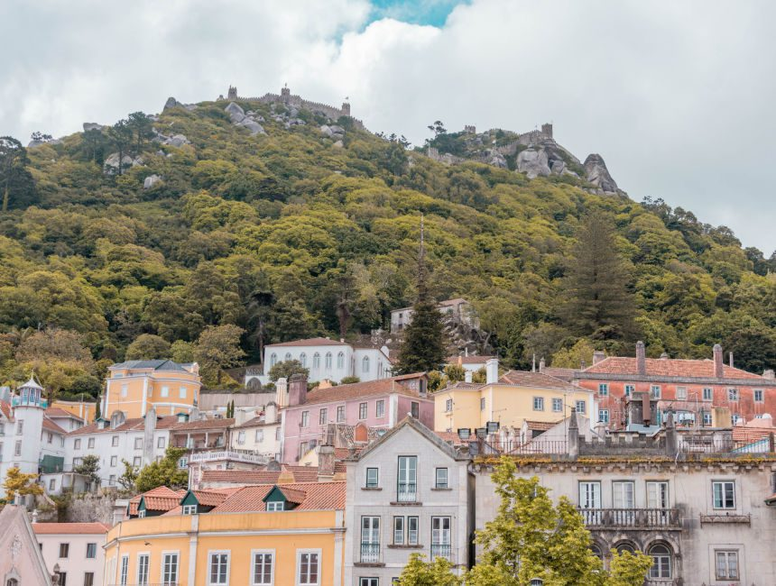 Innenstadt sintra portugal