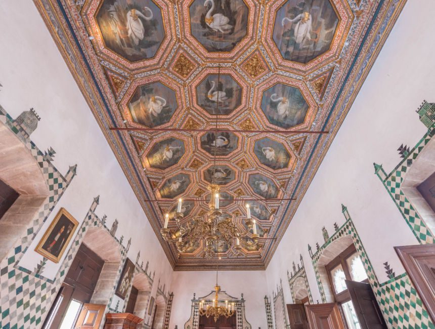 Nationalpalast von Sintra besuchen