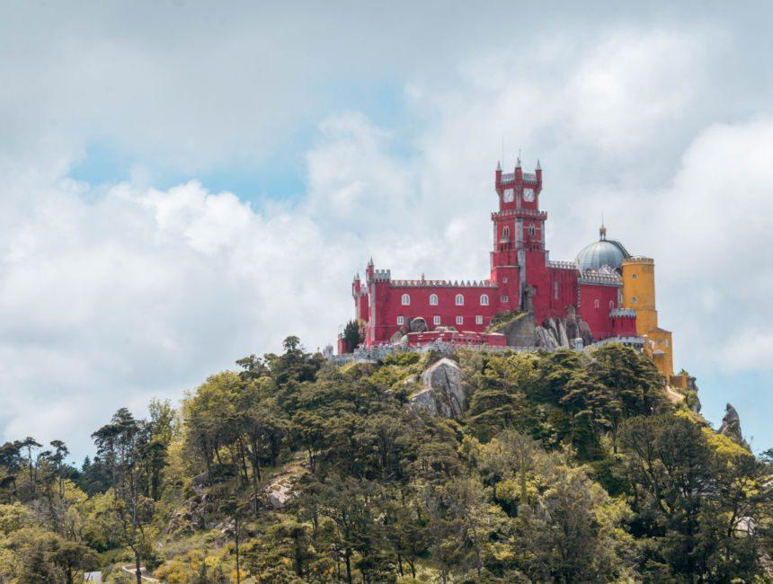 Schloss von Pena besuchen