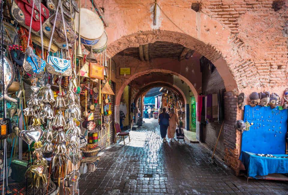 marrakech tour of morocco blog