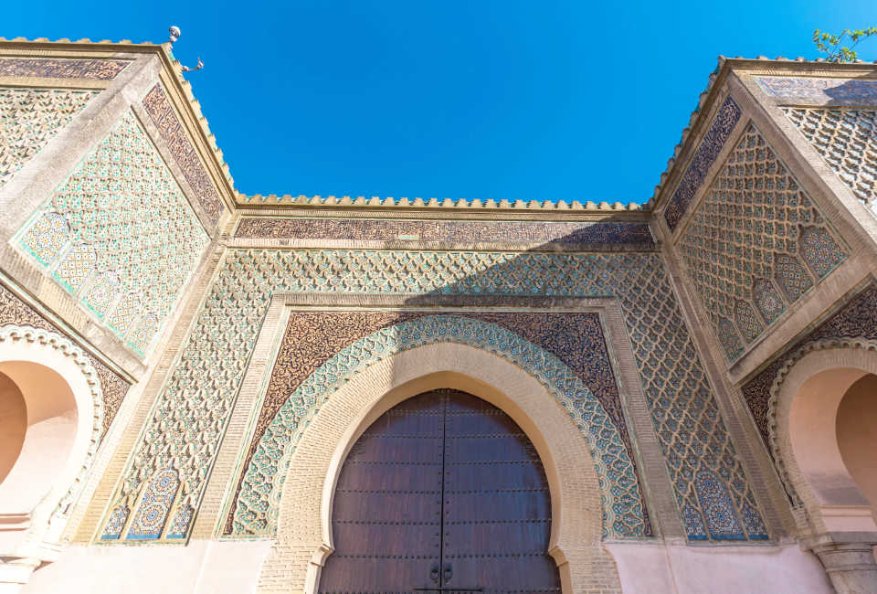 meknes round trip morocco blog