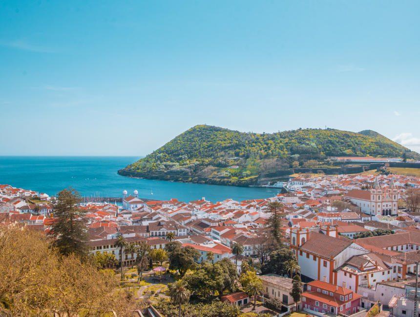 Angra do Heroismo Terceira sehenswürdigkeiten Azoren